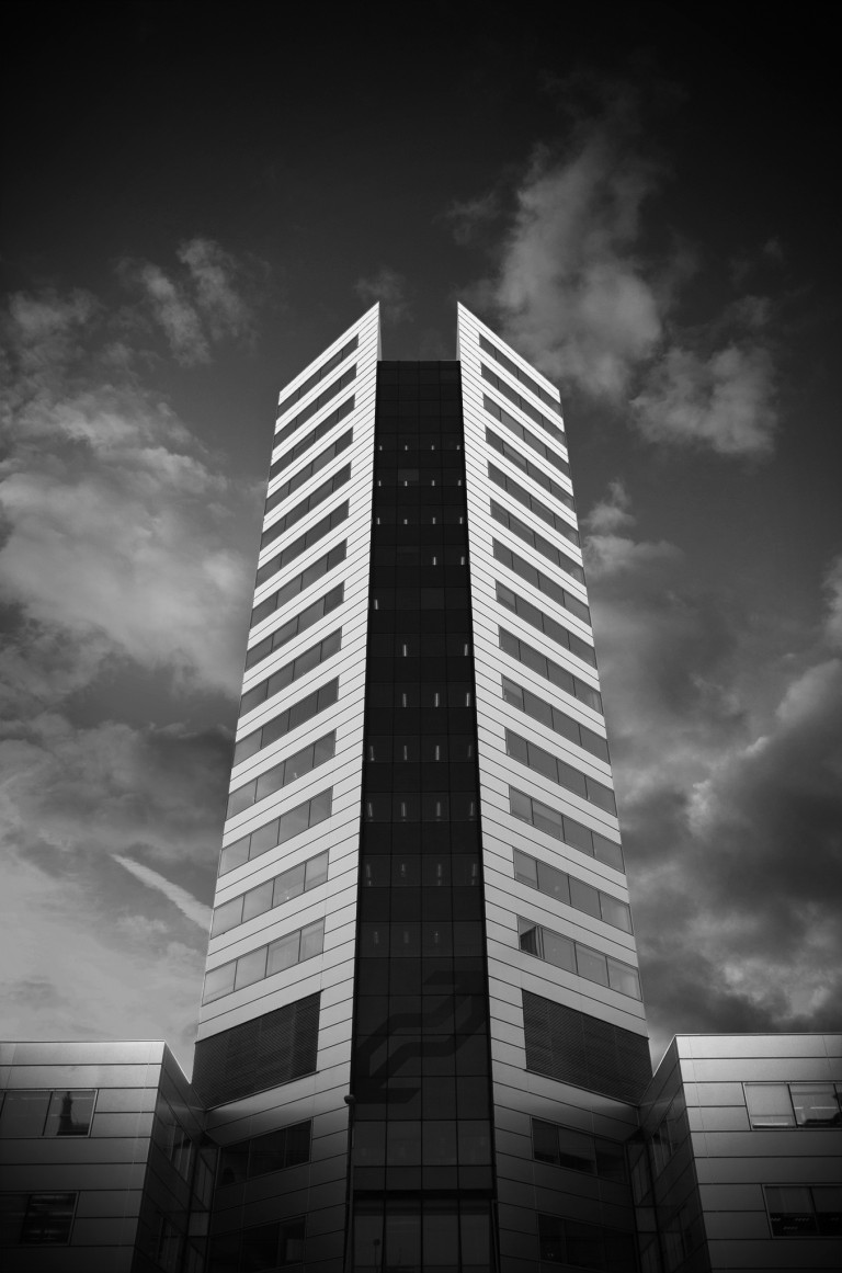 NS building, Utrecht